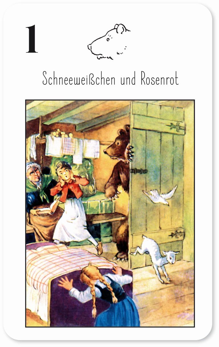 Quartett Mein Märchenreich