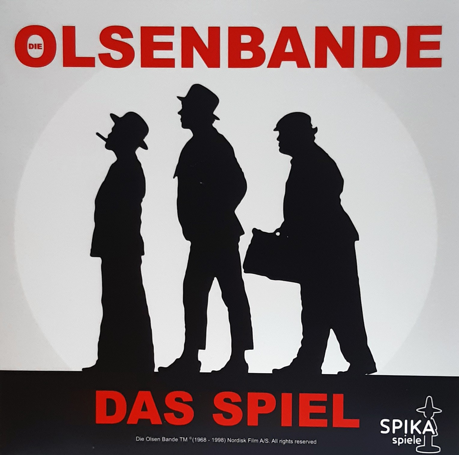 Die Olsenbande - Das Spiel