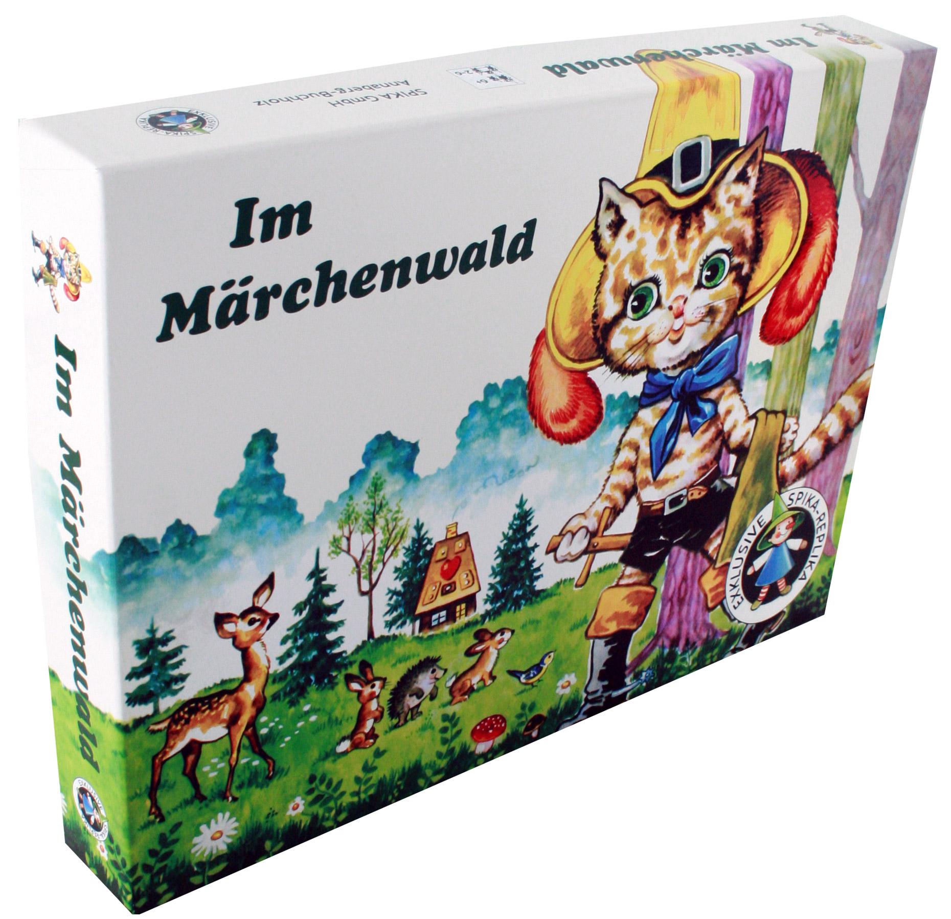 Im Märchenwald XXL