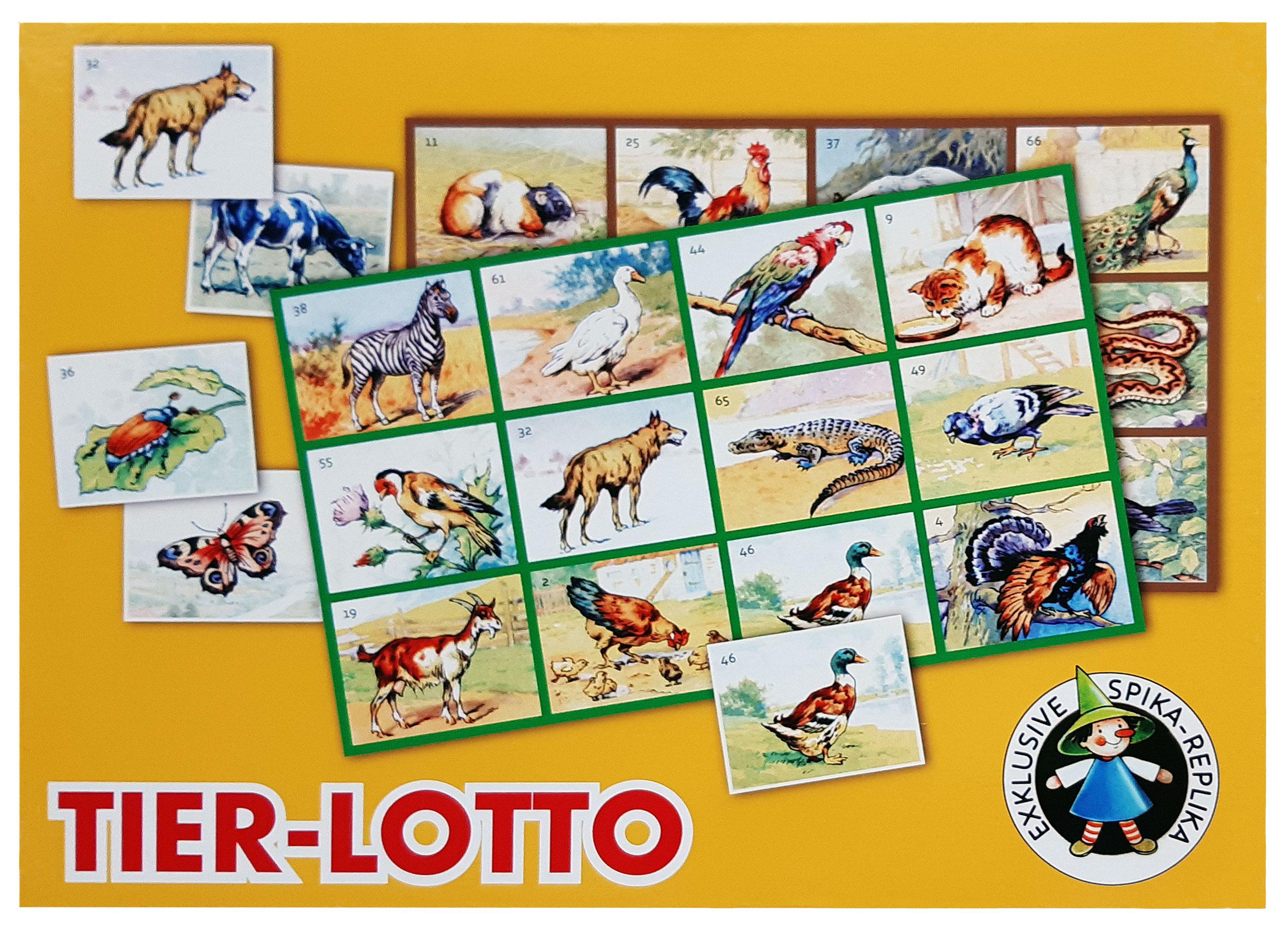 Tier - Lotto