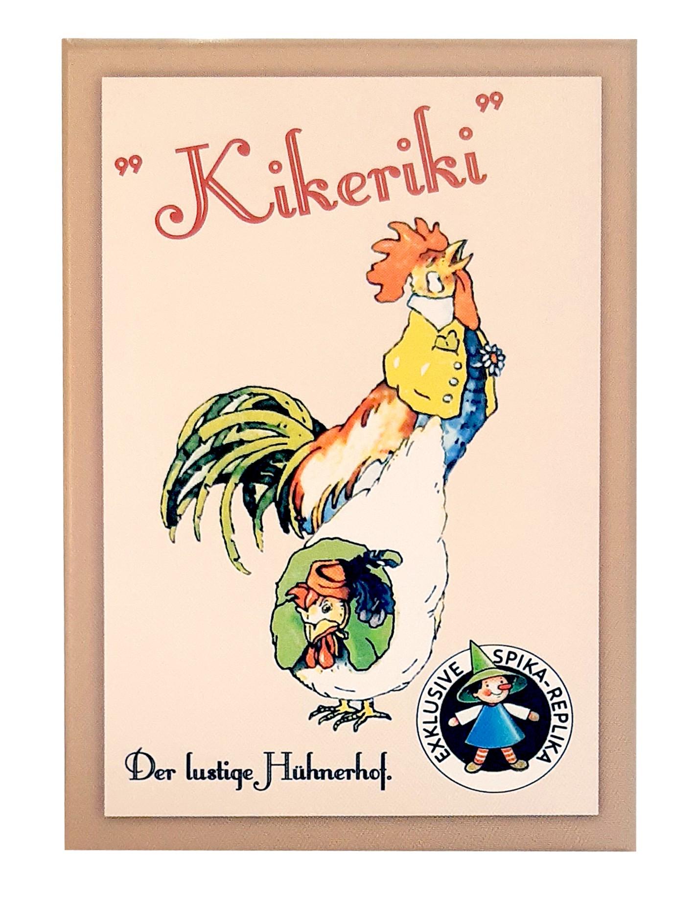 Quartett Kikeriki