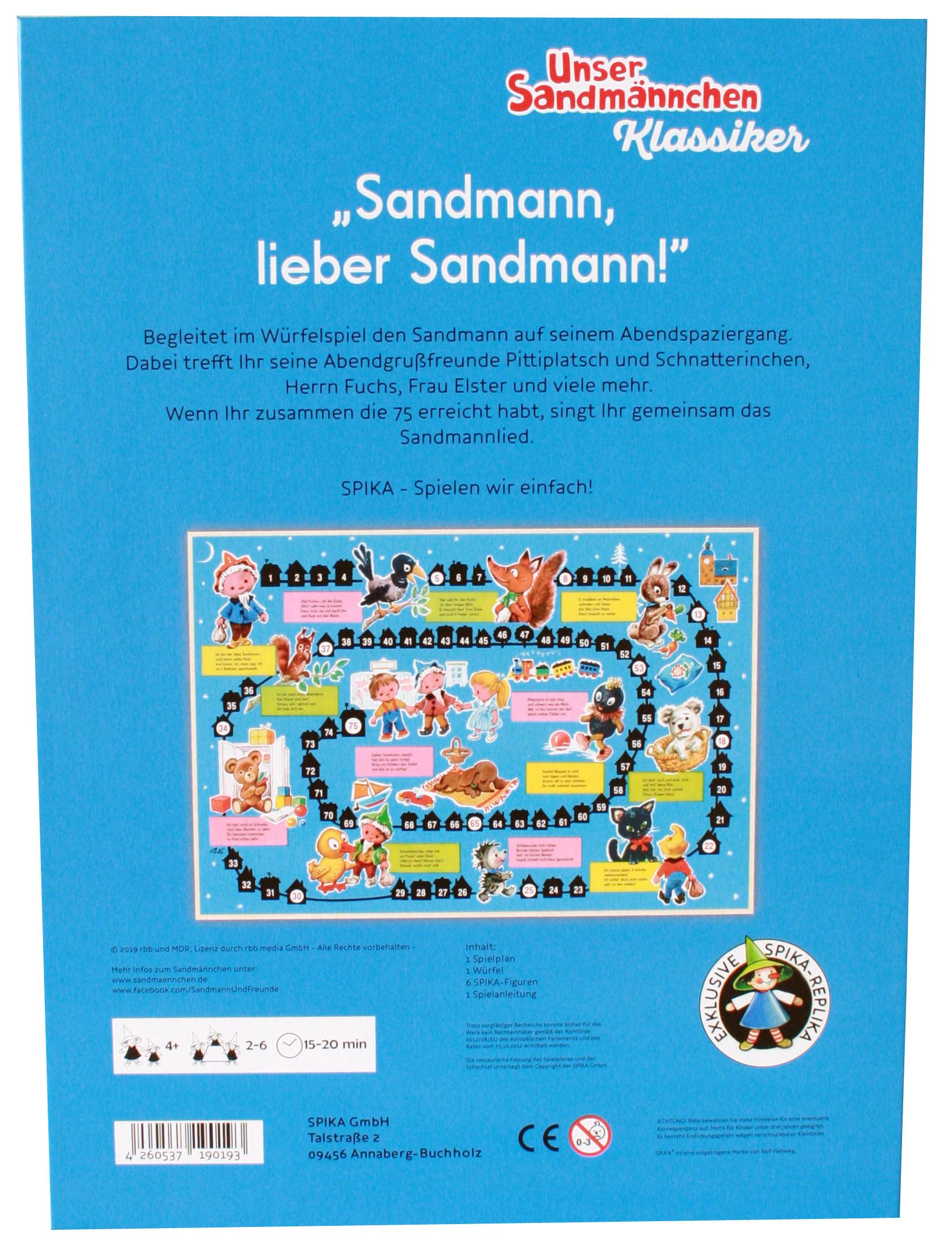 Sandmann, lieber Sandmann XXL
